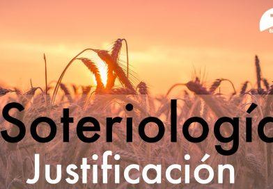 Soteriología… Justificación