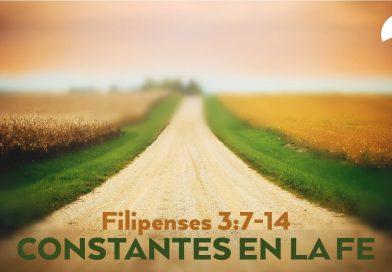 Constantes en la fe