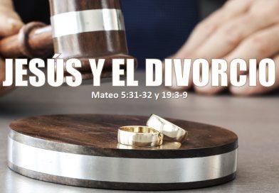 Jesús y el divorcio