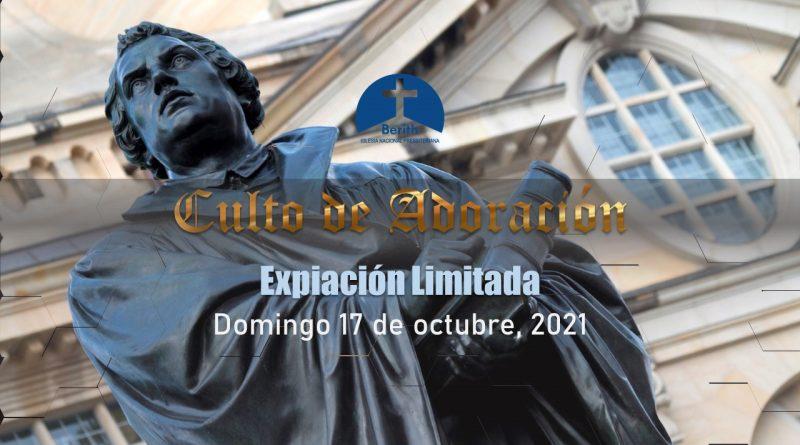 Culto de Adoración 9:00 am – 17 de octubre, 2021